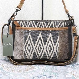 🆕Myra Bag Small Crossbody Bag Dual Straps Canvas